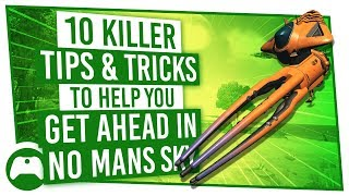 10 Killer Tips & Tricks To Get Ahead In No Man's Sky On Xbox