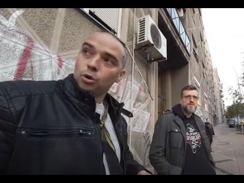 Download Beograd - da li je ovo zakonito? Privode narod jer dolazi na patriotski skup