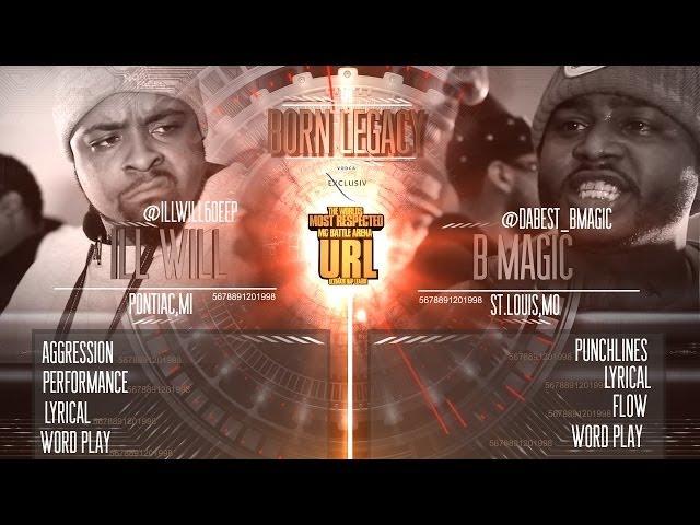 B Magic vs Ill Will
