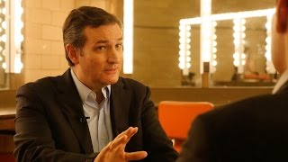 """Cruz: Not going """"into the gutter"""" to attack Trump"""