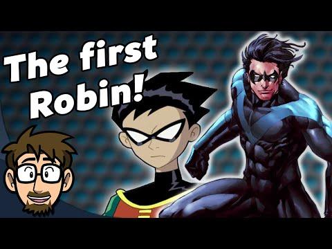 Nightwing: The First Robin! (Dick Grayson) [Batman]
