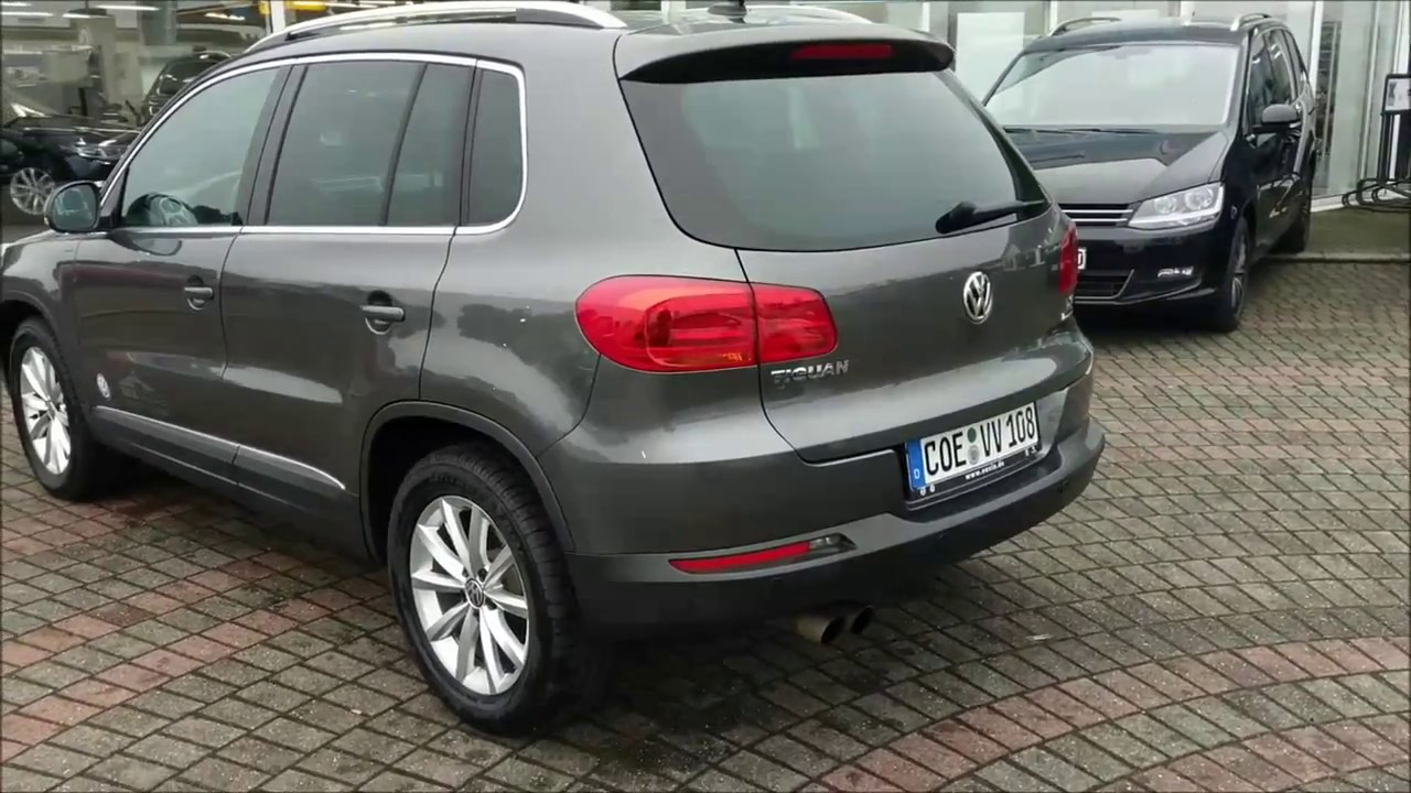 37446 volkswagen tiguan lounge 1 4 tsi 150 ps dsg s o l d youtube. Black Bedroom Furniture Sets. Home Design Ideas