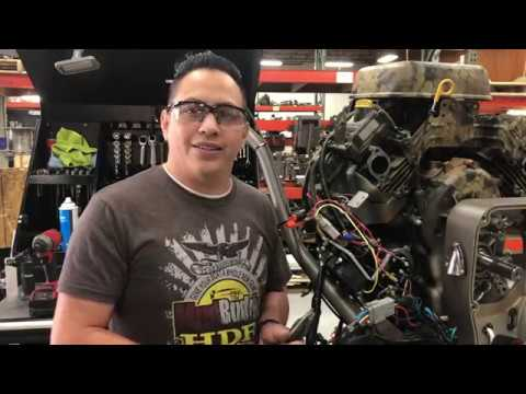 Backwater Motor Repair: Changing a Wire Hareness | Service Series | Mud  Buddy Motors - YouTubeYouTube