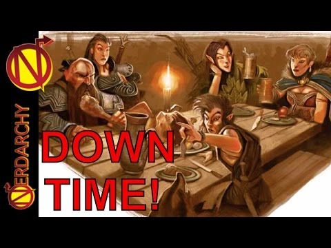 Dungeons & Down Time- Unearthed Arcana Review