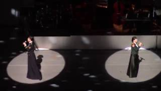 2016年11月12日に行われた自衛隊音楽まつりの2回公演のエピローグの様子...