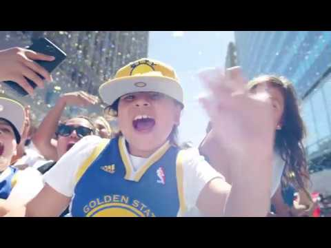 Warriors Mini-Movie: 2018 NBA Champions