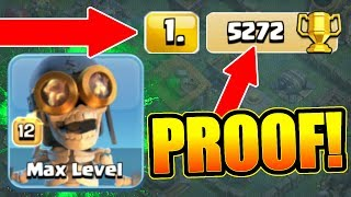 THIS BUILDERS HALL 6 BASE CAN NOT BE 2 STARRED!! PROOF! - Clash Of Clans