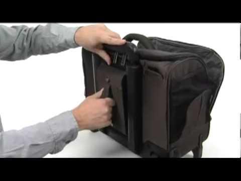 8c205f535 Briggs & Riley Transcend Rolling Cabin Bag SKU:#8078462 - YouTube