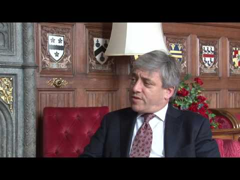 Commons Speaker, John Bercow, answers your questions on traditions
