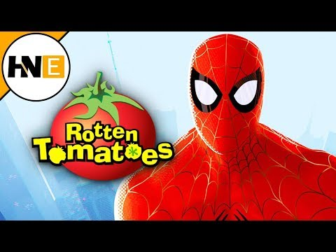 Spider-Man: Into the Spider-Verse Rotten Tomatoes Score & Review ROUNDUP!