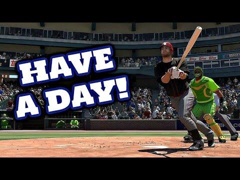 MLB The Show 16 - RYAN BRAUN GOES OFF!! - Diamond Dynasty #131