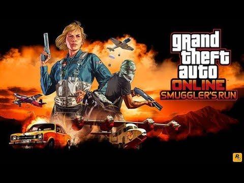 TNT_SHOTTA's Live PS4 -GTA V- SMUGGLERS RUN $$$$$ - FIDGET SPINNER, SHARK CARD, PSN CARD - GIVEA