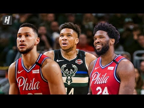 Philadelphia 76ers vs Milwaukee Bucks – Full Game Highlights | February 6, 2020 | 2019-20 NBA Season