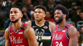 Philadelphia 76ers vs Milwaukee Bucks - Full Game Highlights | February 6, 2020 | 2019-20 NBA Season