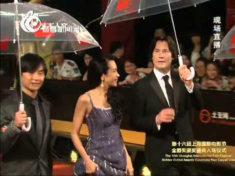 2013 Keanu Reeves at 16 Shanghai International Film Festival
