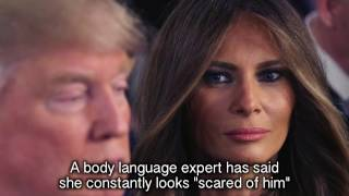 Is Melania Trump Being Abused By Donald Trump? with Proof #FreeMelania