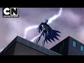 Justice League Action | Bat in The Day | Cartoon Network