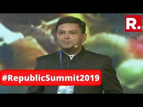 Major Gaurav Arya's Stirring Message On Meaning Of 'Freedom', At Republic Summit 2019