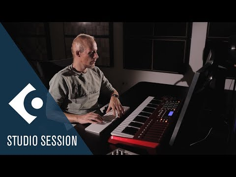 Workflow in Cubase Using Included Plug-ins | Boris Brejcha on Producing Minimal Techno