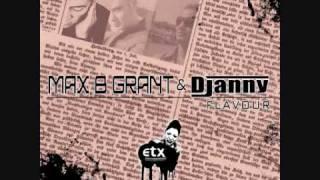 Max B. Grant & Djanny - Flavour (ETXD003) Hardstyle Music 2010 ETX Editiontraxx Records