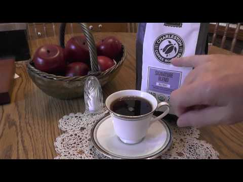 Charleston Coffee Roasters - Coffee Review