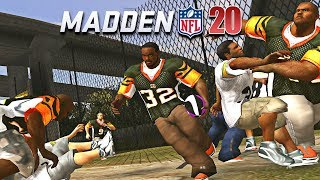 NFL Street Is In Madden's Near Future! 3 on 3 and 7 on 7 Football!