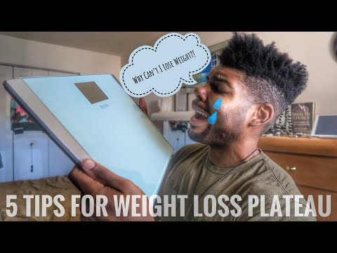 5 Tips to Get Past a Weight Loss Plateau