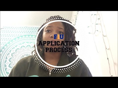 Getting Into FIU| Application & Admissions Process