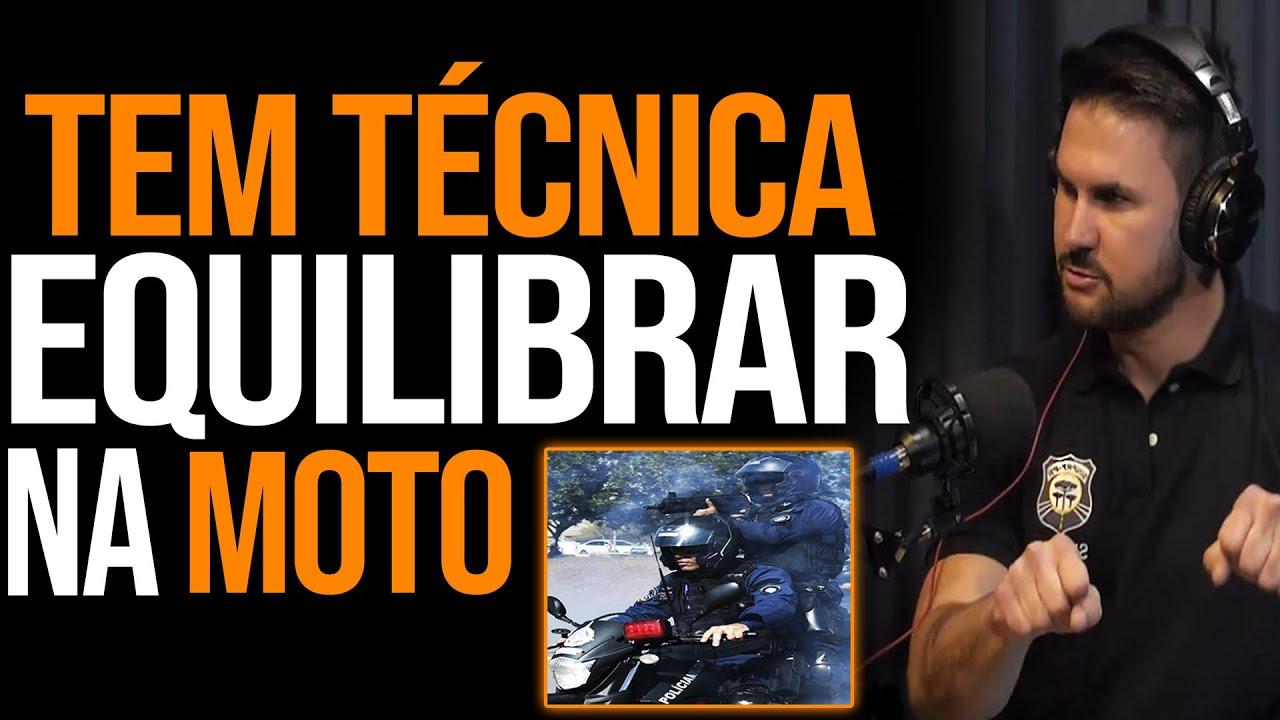 Download TÉCNICA EQUILIBRAR NA MOTO  - PRF JEFERSON NASCIMENTO