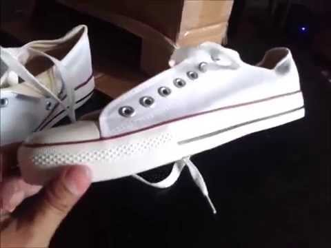 How To Identify Original Converse Shoes