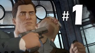 Batman The Telltale Series Episode 5 City of Light Part 1 Gameplay Walkthrough