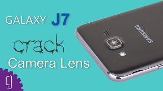 Samsung Galaxy J7 Camera Lens Repair Guide