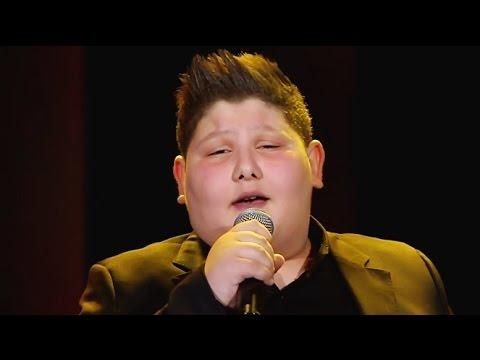 فيديو اغنية زين عبيد كنت بنت تلات سنين HD The Voice Kids
