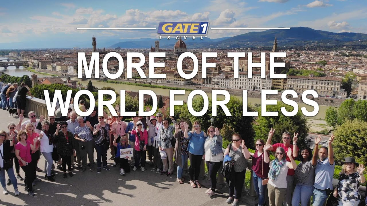 Gate 1 Travel Christmas Markets 2020 Gate 1 Travel   More of the World for Less!   YouTube