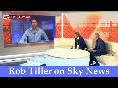 Rob Tiller on Sky News