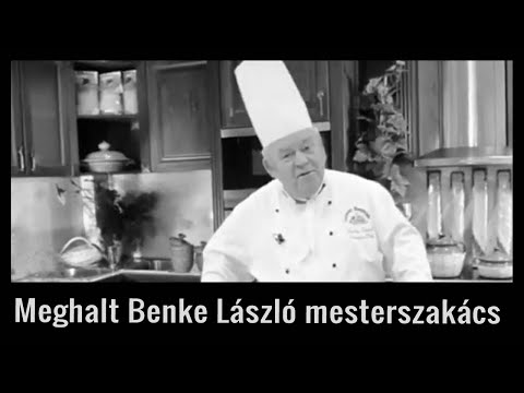 Elhunyt Benke László, Mindenki Laci Bácsija