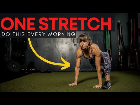 Do This One Stretch EVERY morning (World's Greatest Stretch)