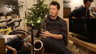 Jingle Bells - Jazz trio