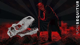 The Dinosuar Hoax | Trevor Valle & Christians Against Dinosaurs w/ Virtual Maya