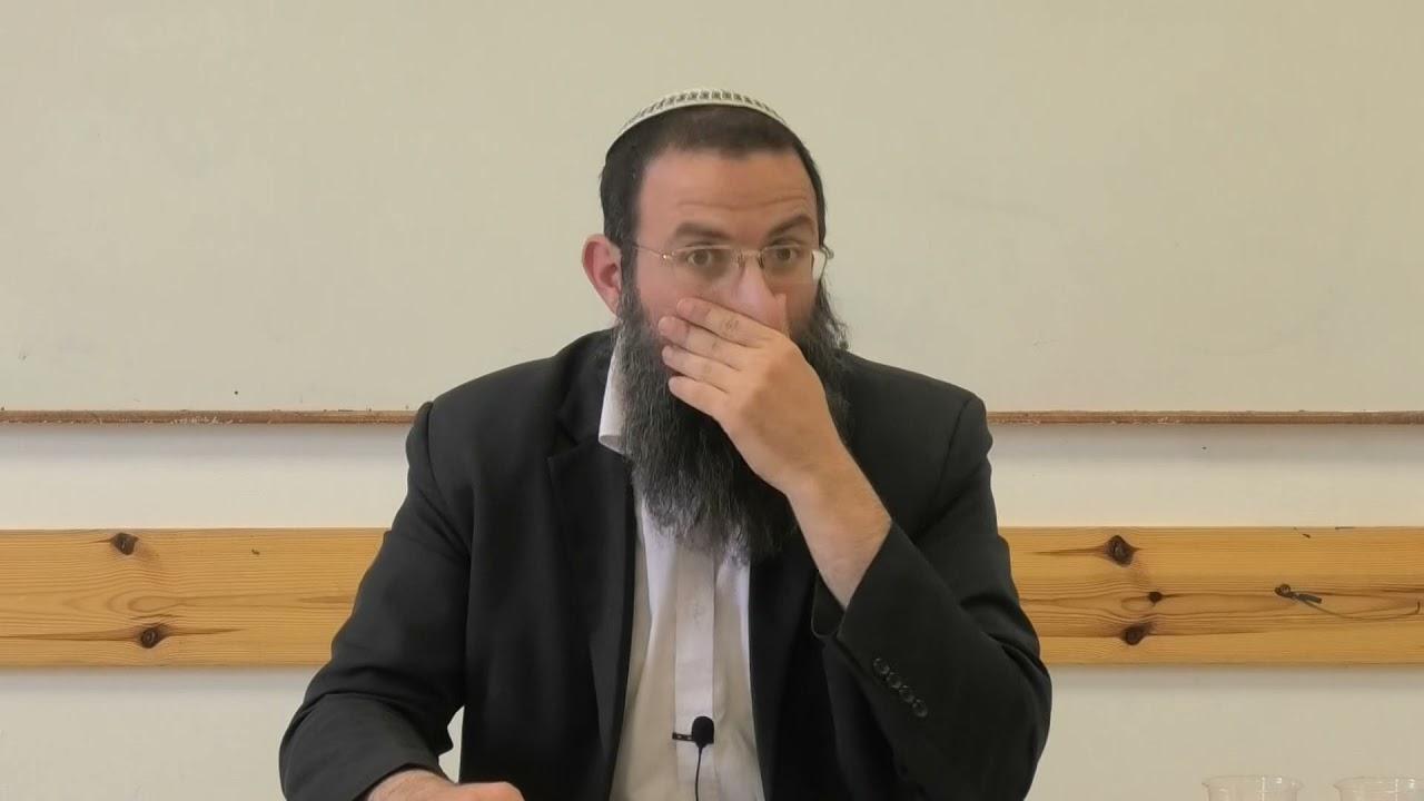 הלכות בונה סימן שיג סעיפים א-ב. הרב אריאל אלקובי שליט''א