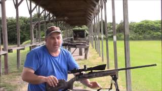 Shooting The Mossberg Mvp in 5 56 Nato