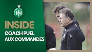 Coach Puel aux commandes