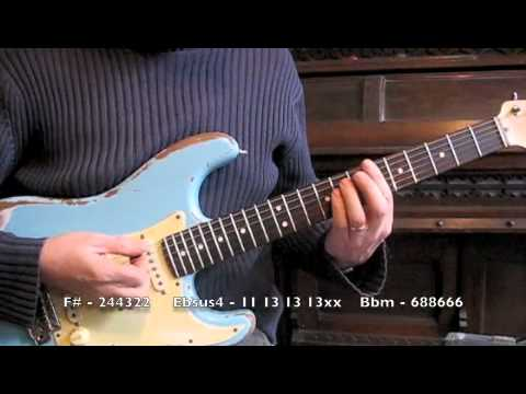 Bombay Bicycle Club Always Like This Guitar Tutorial Riff