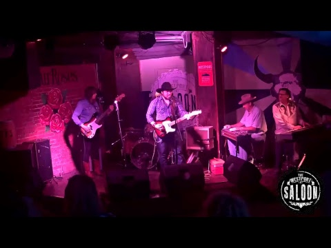Dusty Rust Honky Tonk Jam Live at The Westport Saloon