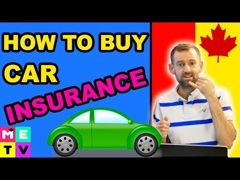 CAR INSURANCE IN CANADA (For Immigrants)