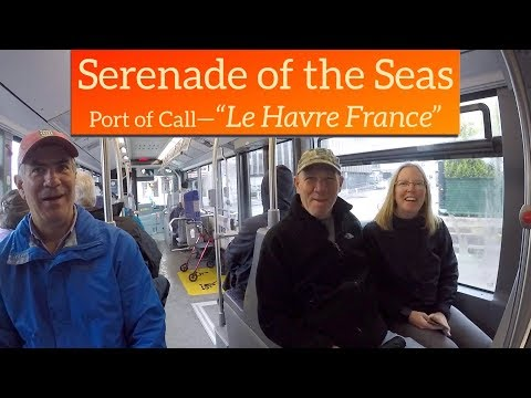 Serenade of the Seas-Port of Call-Le Havre France