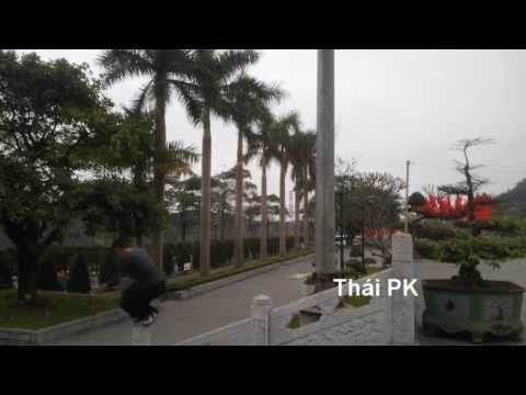 Free Steps: Parkour & Freerunning in Quang Ninh
