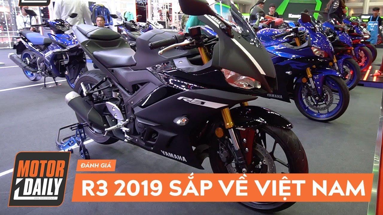 Moto PKL – Đánh giá nhanh Yamaha R3 2019 sắp về Việt Nam |Motordaily.vn|