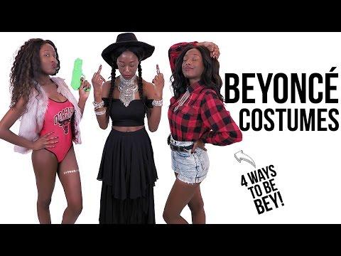 Beyoncé Costumes! 4 Ways To Be Queen Bey This Halloween!