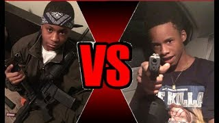 Tay K Vs. Baby CEO